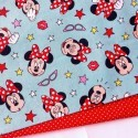 Tela infantil Disney Minnie